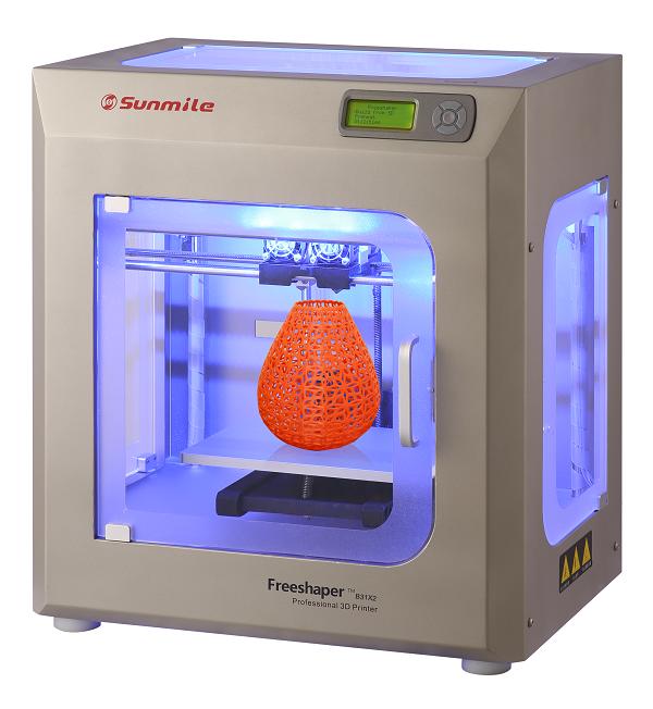 FreeeShaper 系列3D打印机-B31X2