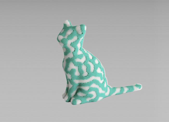 3D打印之小猫