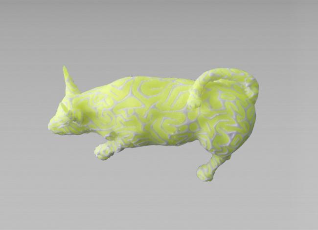3D打印之小牛